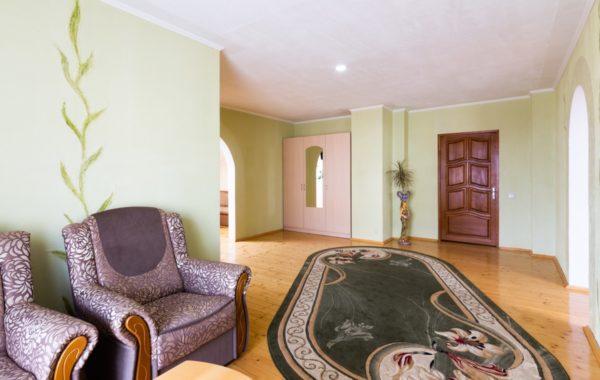 «Апартаменты» трехкомнатные